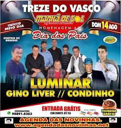 CLUBE 13 DO VASCO - HOMENAGEM AO DIA DOS PAIS