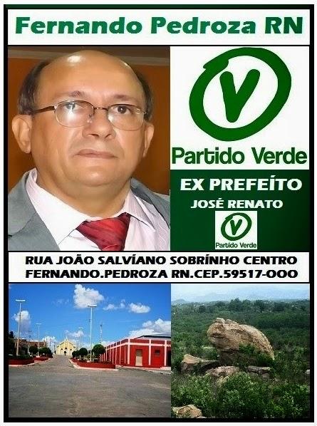 JOSÉ RENATO FERNANDO PEDROZA RN
