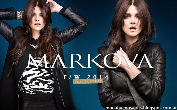 Abrigos 2014. Markova otoño invierno 2014 colección.