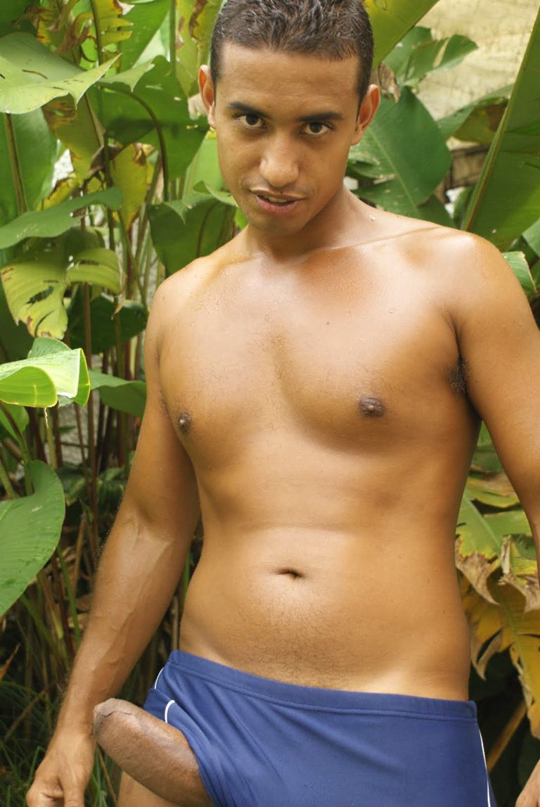 Brazilian Muscle Men Naked