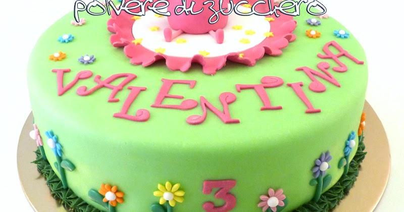 Torta peppa pig fatina o principessa polvere di for Decorazione torte e cupcake