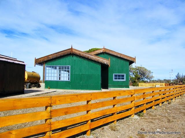 JARAMILLO (L.P. - Ramal Deseado-Las Heras