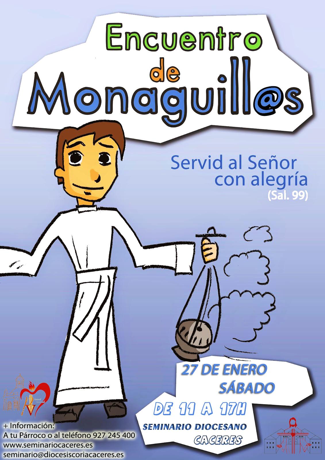 ENCUENTRO DE MONAGUILLOS