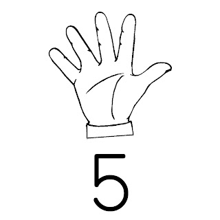 the number 5