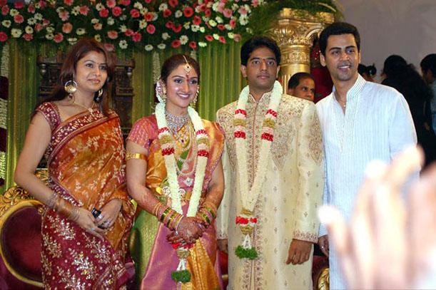 Sridevi Wedding Photos