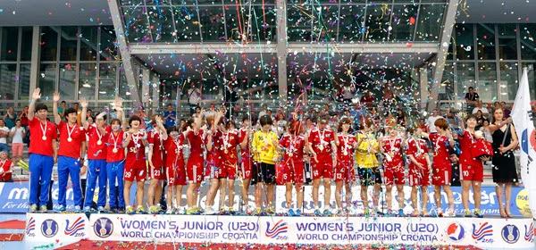 Mundial Junior Femenino: Corea campeón!! | Mundo Handball
