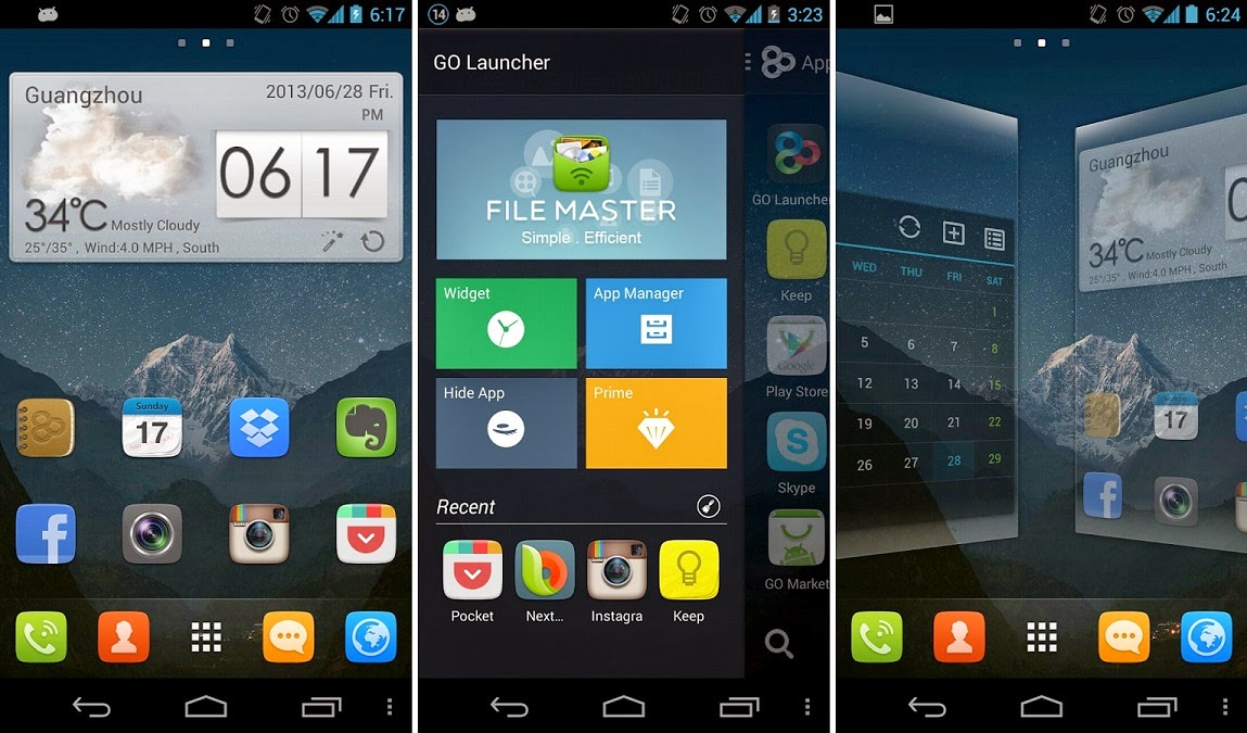 Launcher На Android