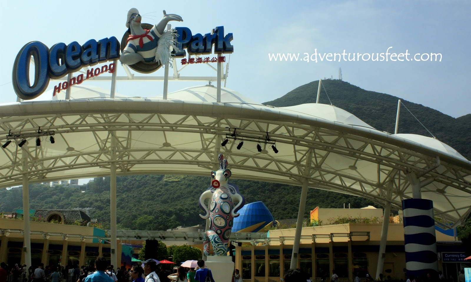 Adventurous feet part 5 hong kong macau trip day 2 ocean park hong kongs ocean park is a lot bigger than hong kong disneyland aside from seeing different acquatic animals there are so many extreme rides to choose gumiabroncs Image collections