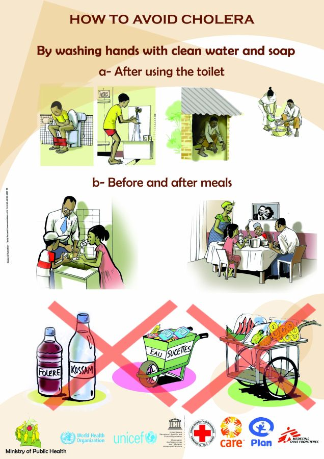 a simple but effective treatment for cholera But cholera is very simple to treat  while oral vaccines have proven effective in preventing cholera during outbreaks,  cholera treatment centre.