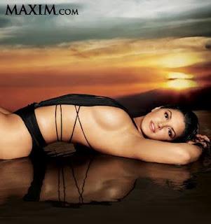 Gina Carano Naked Maxim