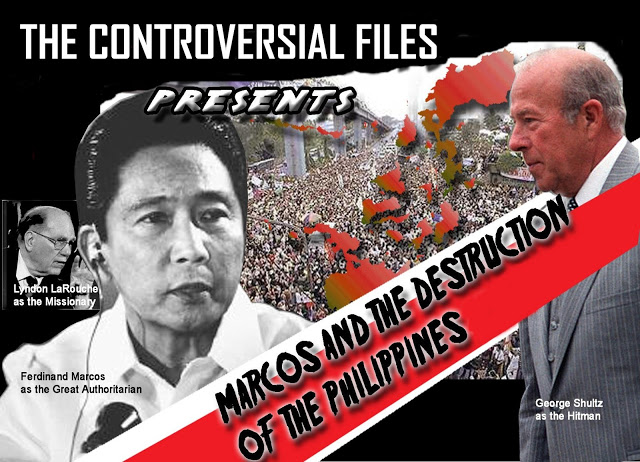 Shultz and the 'Hit Men' Destroyed the Philippines