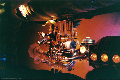 Journey Imagination Epcot Dreamfinder Spark 1993 WDW Disney World