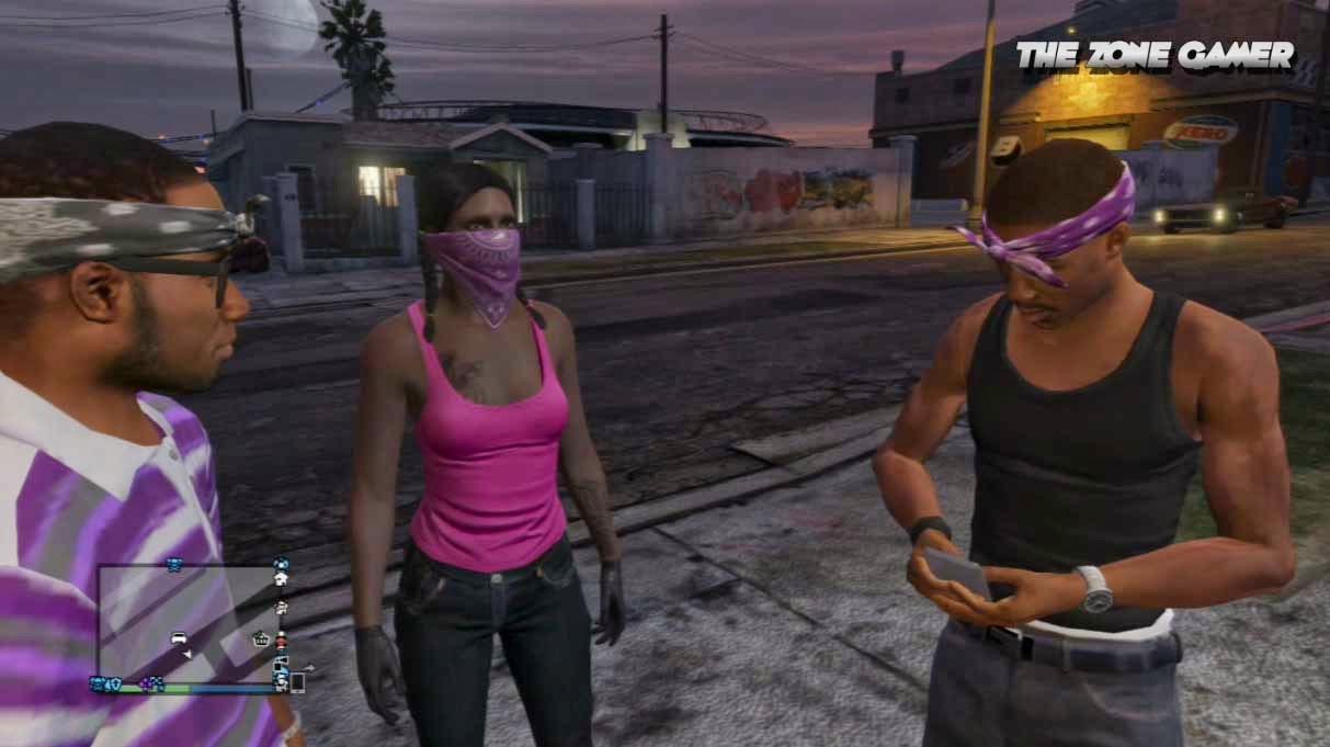 face bandana gta 5 online