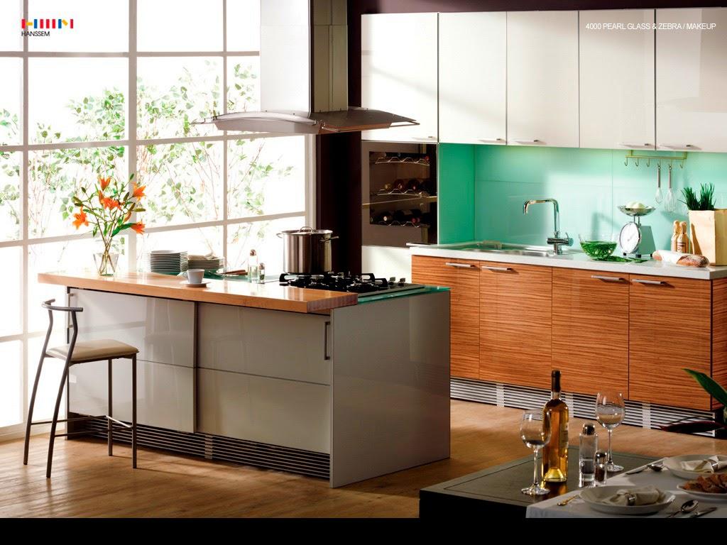 Home Interior Kitchen Furniture Design