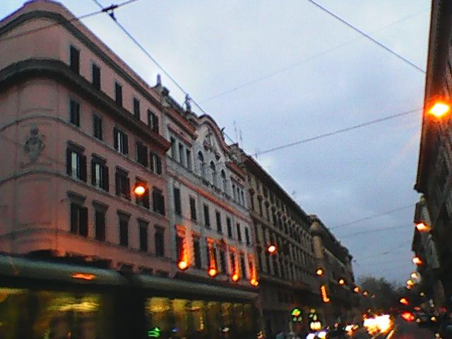 BELLA  ROMA   FEBRUARY  17