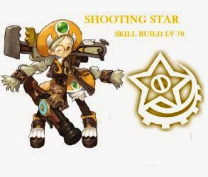 SHOOTING STAR SKILL BUILD