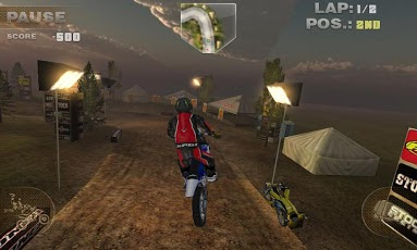Download Hardcore Dirt Bike 2 v1.01 Apk Full
