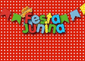 A nossa festa Junina está chegando!