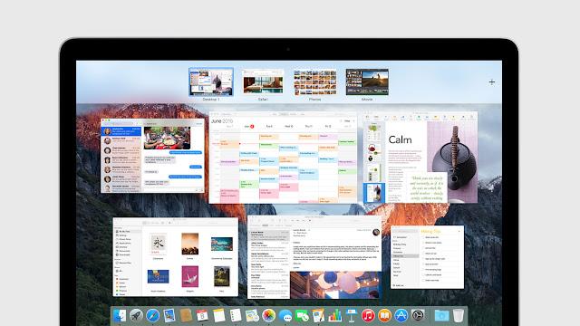 Mac OS - cover