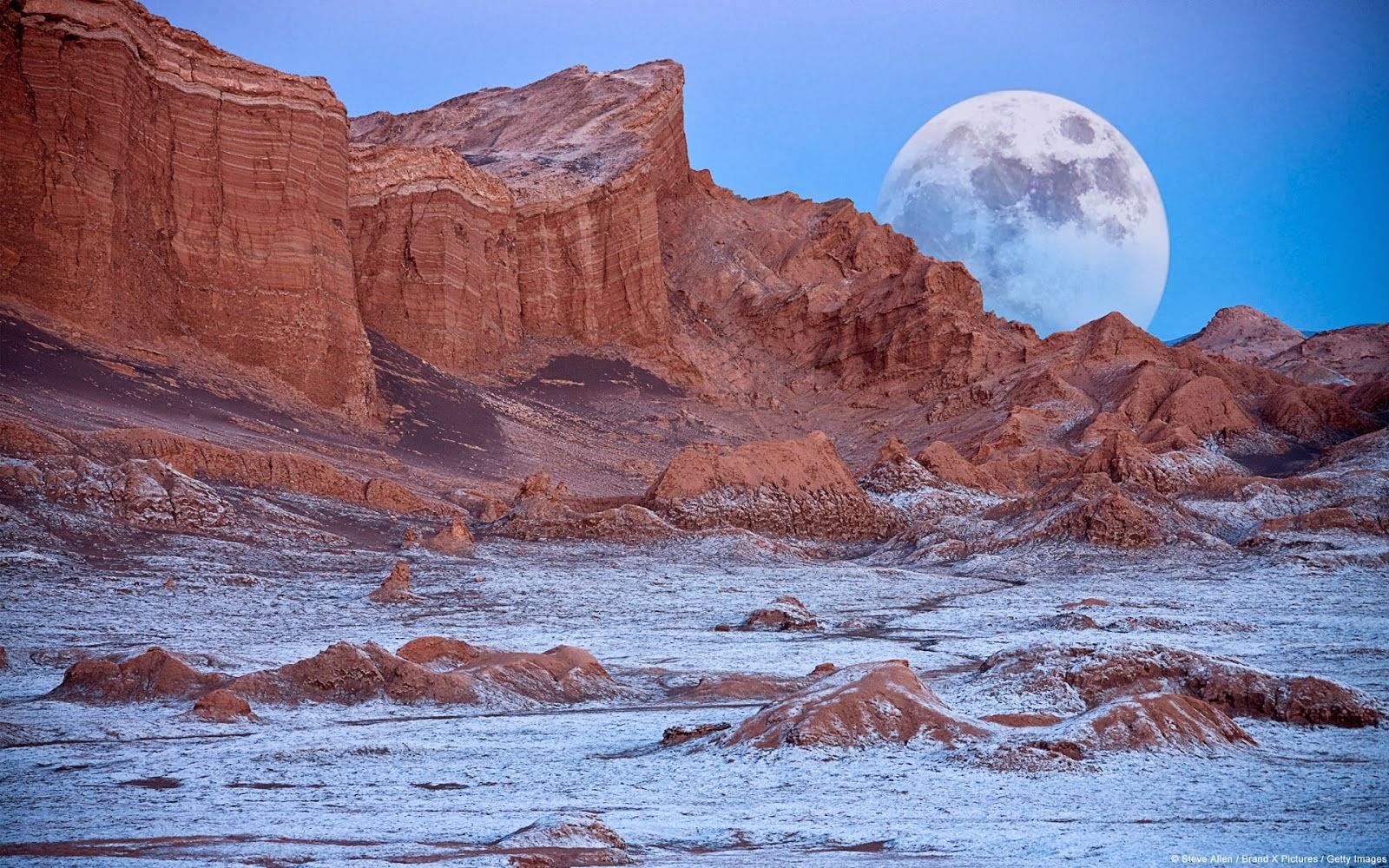 Humanoide de Atacama. Valle+de+la+Luna,+desierto+de+Atacama+(Chile)