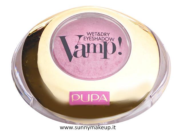 Pupa - Soft & Wild. Collezione autunnale 2015. Soft & Wild Vamp! Wet & Dry Eyeshadow.