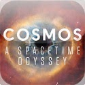 Cosmos: A Spacetime Odyssey App Icon Logo For iTunes