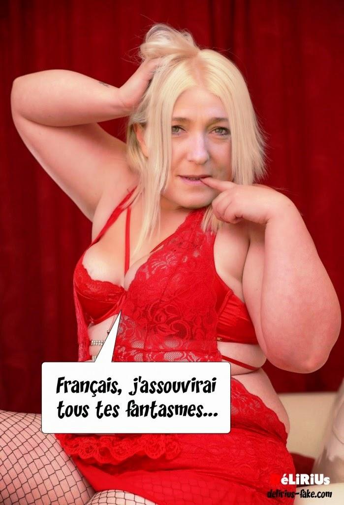 """Départementales : Marine Le Pen espère que le FN sera """"maître de l'élection"""""""