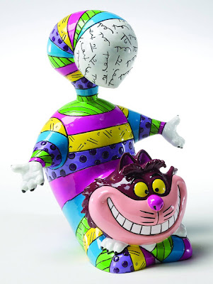 Disney by Britto - Enesco (depuis 2010) Gatobritto