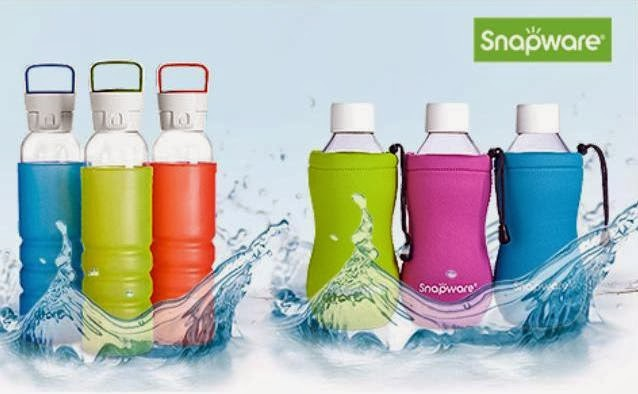 Snapware Glass Bottles