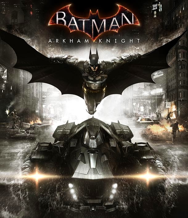Torrent Super Compactado Batman Arkham Knight PC