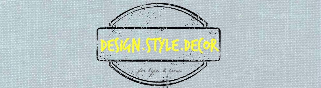 Design.Style.Decor