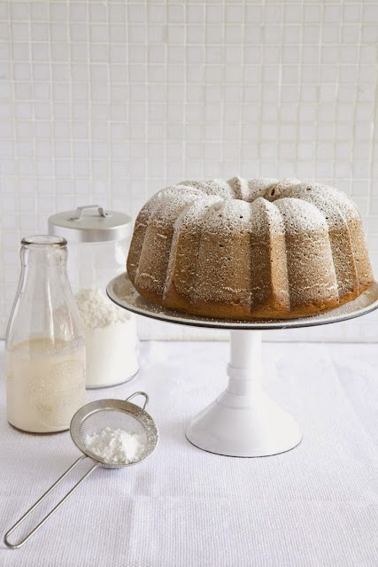 super ciambellone / super bundt cake