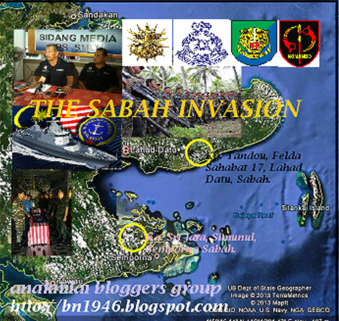The Sabah Intrusion
