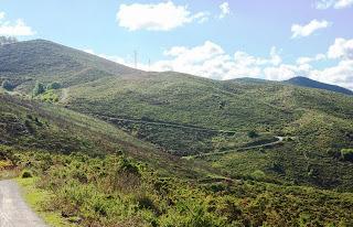 ruta del pico El Paisano a Gallegos,2