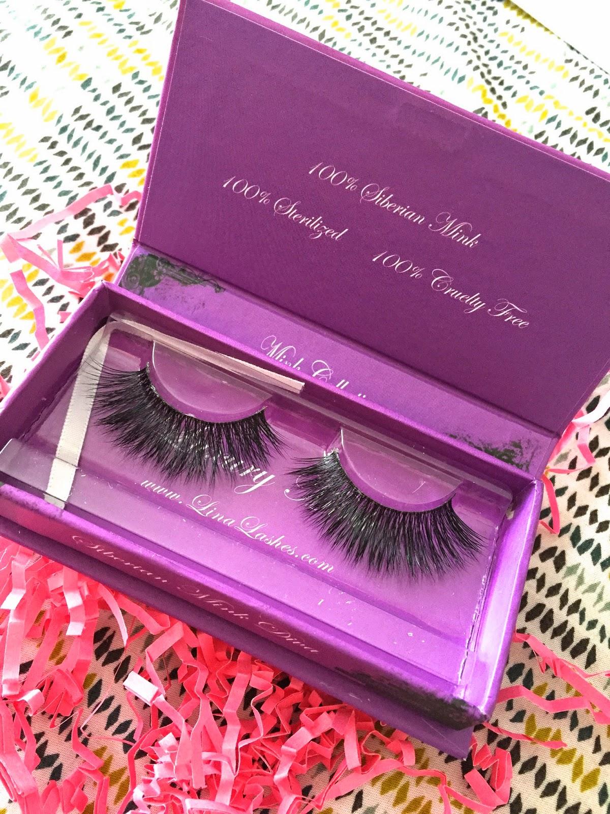 lina lashes