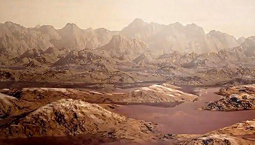 titan antigua tierra