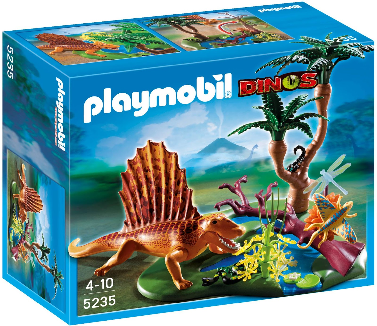 Playmobil barcelona y lego barcelona espa a venta for Playmobil dinosaurios