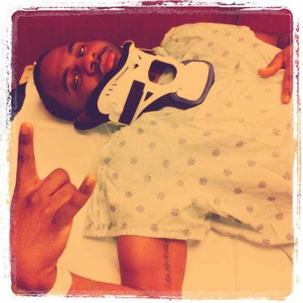 #sadfacts: Jason Derulo fractures neck on tour rehearsal!!