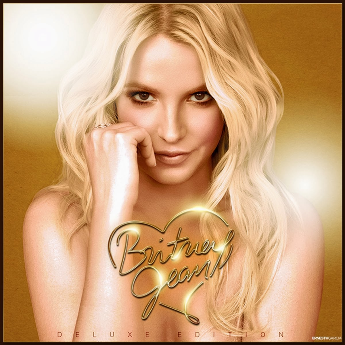 Britney Spears - Britney Jean (Deluxe Decontruction Version) (2013)