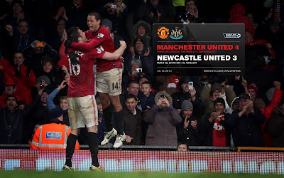 Wallpaper Manchester United 2013