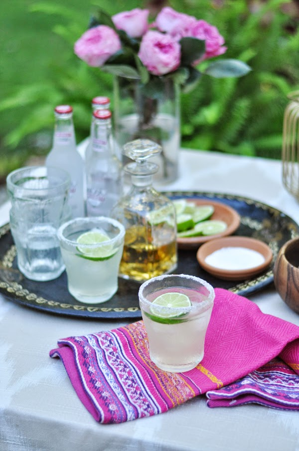 3 Ingredient Margarita