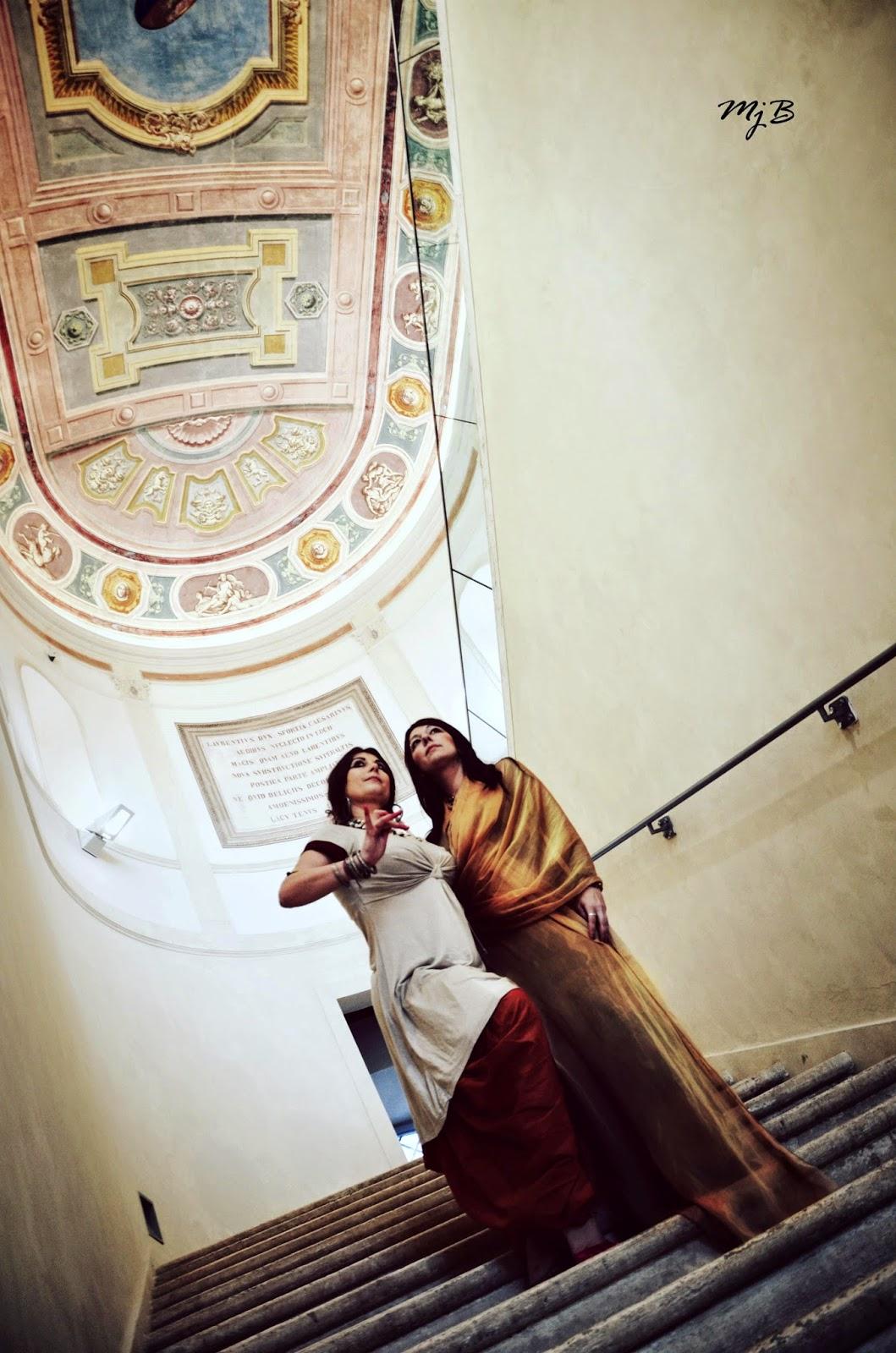 danza palazzo sforza cesarini genzano