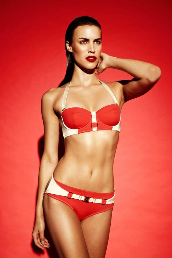 Lingerie Inspired Swimwear for Spring-Summer 2013 from ...