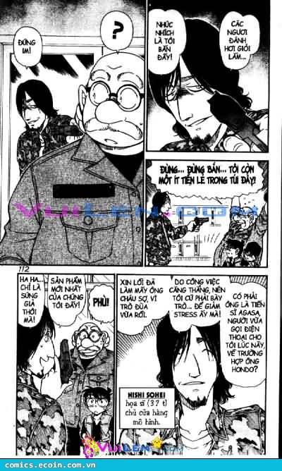 Detective Conan - Thám Tử Lừng Danh Conan chap 582 page 11 - IZTruyenTranh.com