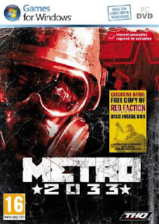 Download PC Game Metro 2033 Repack (Mediafire Link)