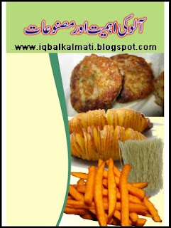 Potato (Aaloo) Uses Urdu Booklet