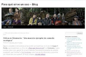 Sigue el blog de la película con concursos, novedades y curiosidades
