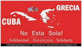 Ελληνικό Δίκτυο Αλληλεγγύης (La Red Solidaria Griega)