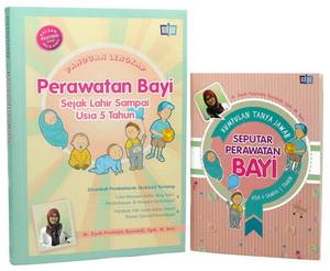 Buku Cara Merawat Bayi dan Balita