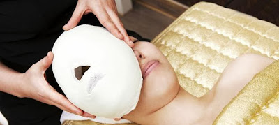 Korean Massage to Reduce Acne